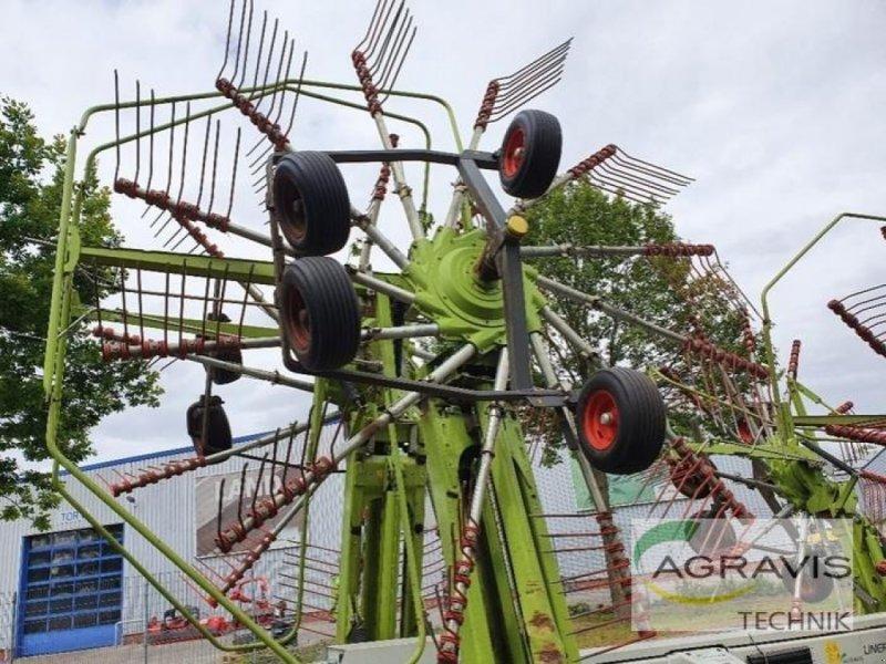 Schwader des Typs CLAAS LINER 3500, Gebrauchtmaschine in Meppen (Bild 6)