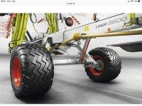 CLAAS Liner 3600 Comfort HHV (Hydraulisk indstilling af rotor) rendkészítő