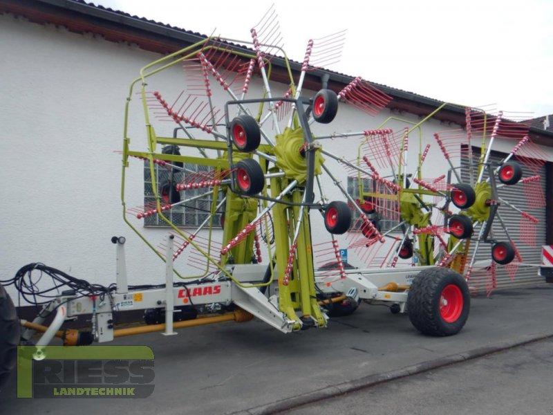 Schwader des Typs CLAAS LINER 3600 COMFORT, Gebrauchtmaschine in Homberg (Ohm) - Maulbach (Bild 1)