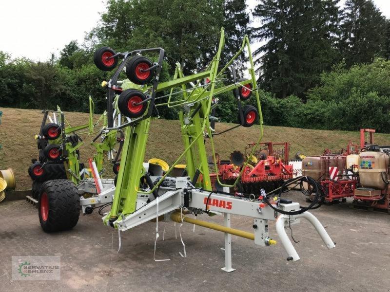Schwader des Typs CLAAS LINER 3600 neu und sofort verfügbar, Neumaschine in Rittersdorf (Bild 1)
