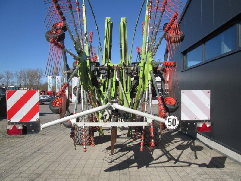 Schwader des Typs CLAAS Liner 4000, Gebrauchtmaschine in Wülfershausen an der Saale (Bild 5)