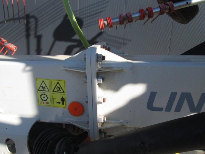 Schwader des Typs CLAAS Liner 4000, Gebrauchtmaschine in Wülfershausen an der Saale (Bild 9)