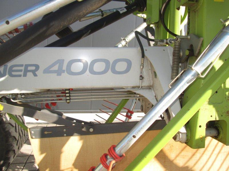 Schwader des Typs CLAAS Liner 4000, Gebrauchtmaschine in Wülfershausen an der Saale (Bild 25)