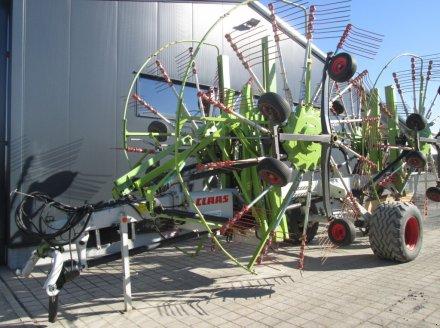 Schwader des Typs CLAAS Liner 4000, Gebrauchtmaschine in Wülfershausen an der Saale (Bild 3)