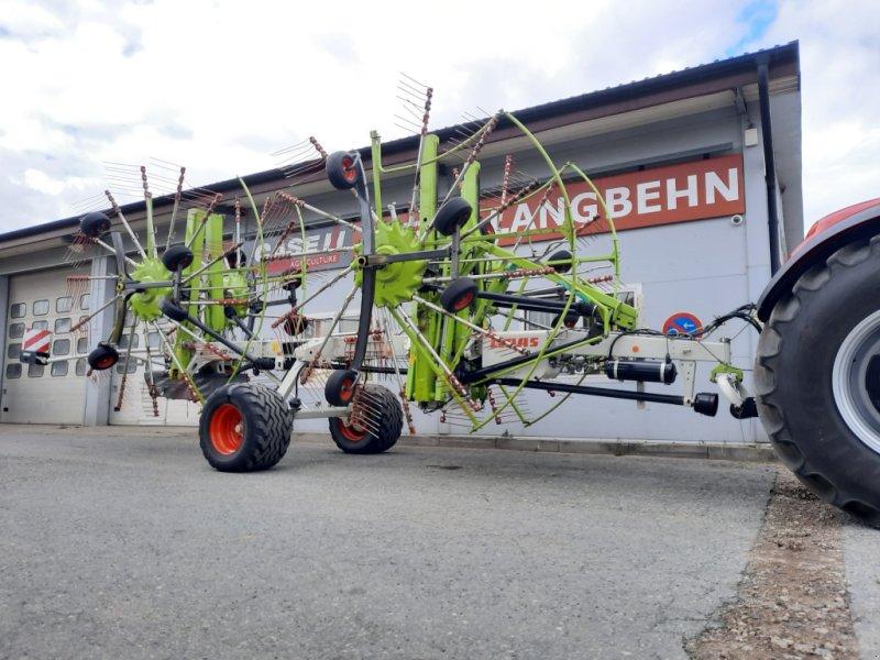 Schwader des Typs CLAAS Liner 4000, Gebrauchtmaschine in Klempau (Bild 1)