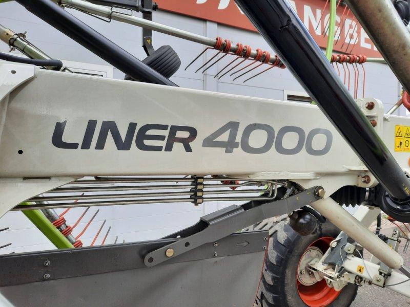 Schwader des Typs CLAAS Liner 4000, Gebrauchtmaschine in Klempau (Bild 2)