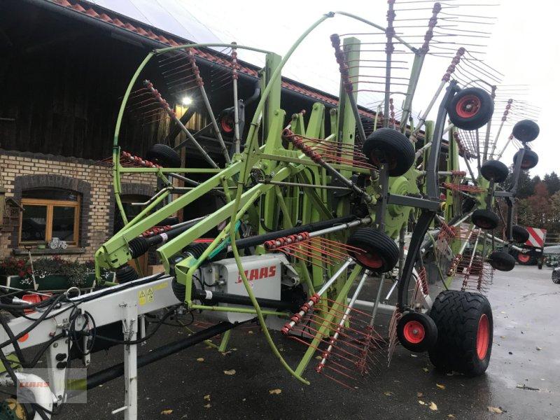 Schwader des Typs CLAAS Liner 4000, Gebrauchtmaschine in Langenau (Bild 1)