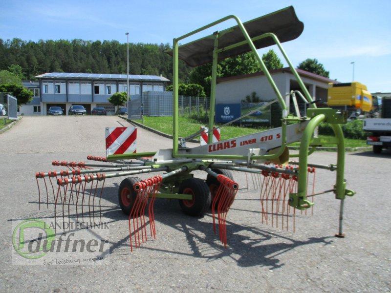 Schwader типа CLAAS Liner 470 S, Gebrauchtmaschine в Münsingen (Фотография 1)