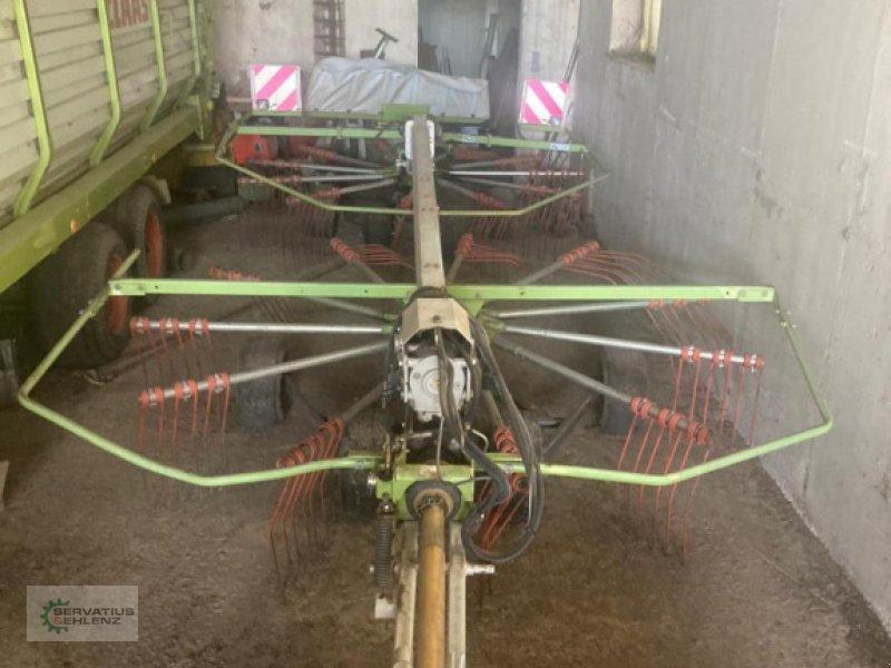 Schwader des Typs CLAAS Liner 650 Twin, Gebrauchtmaschine in Rittersdorf (Bild 1)