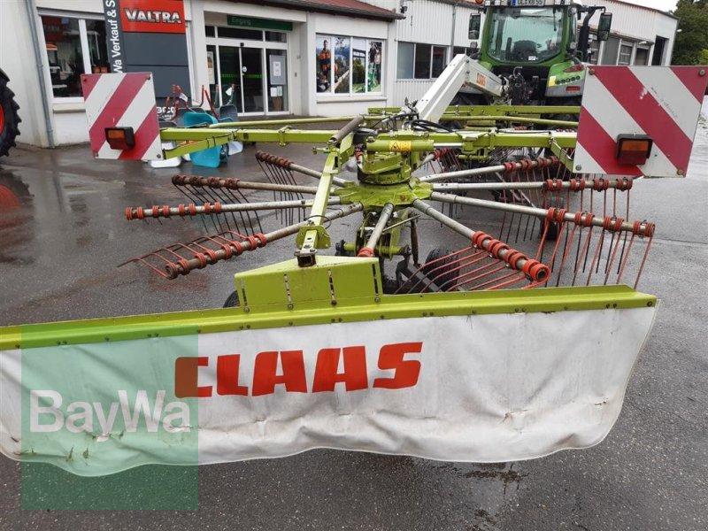 Schwader des Typs CLAAS Liner 650 Twin, Gebrauchtmaschine in Ehingen (Bild 4)
