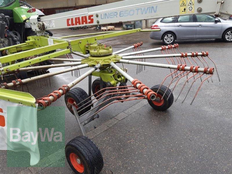 Schwader des Typs CLAAS Liner 650 Twin, Gebrauchtmaschine in Ehingen (Bild 5)