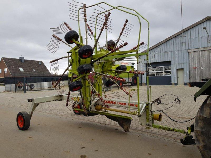 Schwader des Typs CLAAS Liner 780 Mittelschwader, Gebrauchtmaschine in Honigsee (Bild 1)