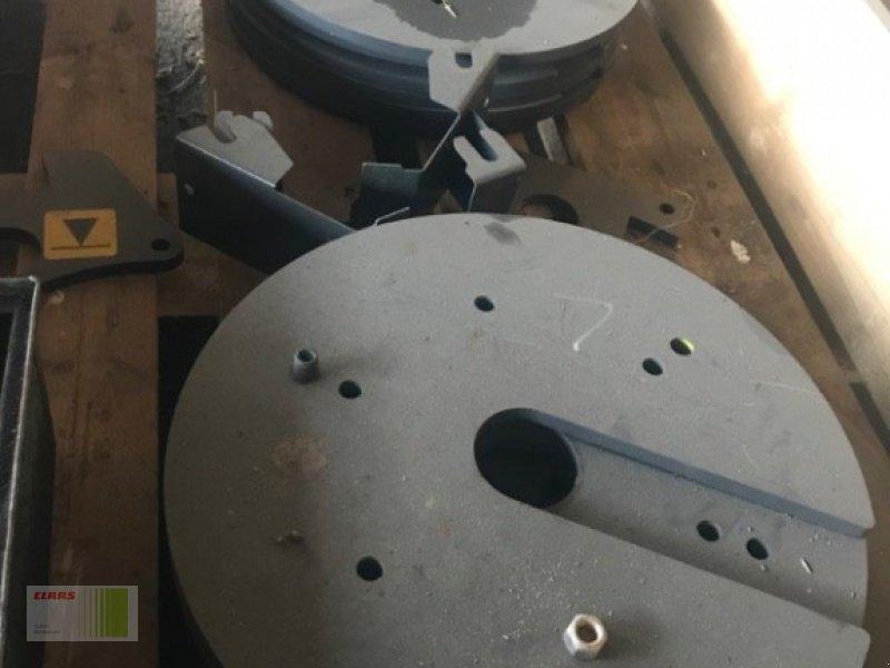 Schwader des Typs CLAAS Radgewichte, Neumaschine in Risum-Lindholm (Bild 1)