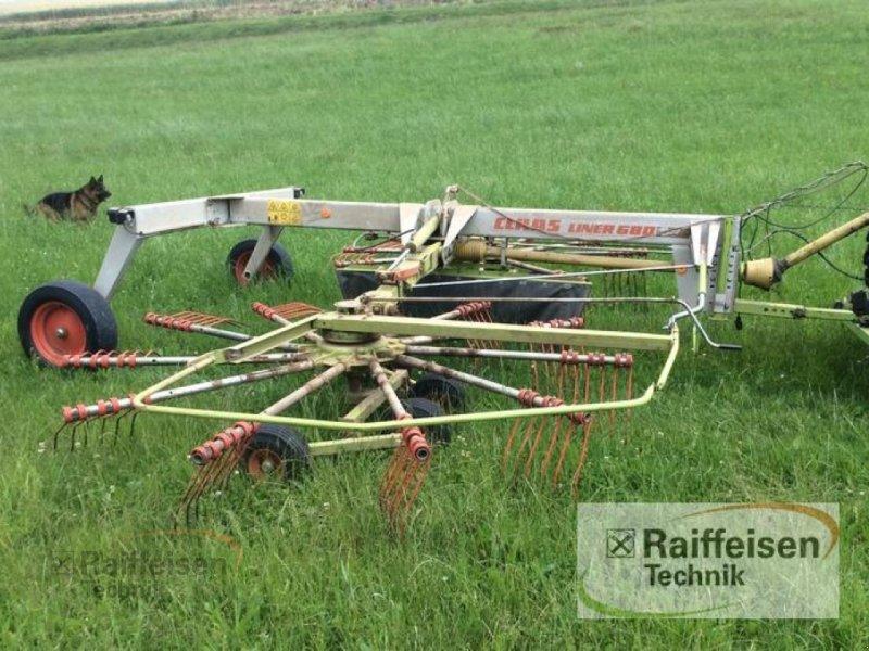 Schwader des Typs CLAAS Schwader Liner 680, Gebrauchtmaschine in Bad Hersfeld (Bild 1)