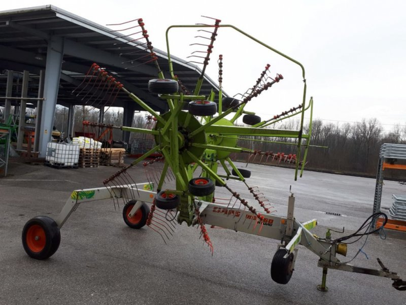 Schwader des Typs CLAAS Schwader WS 750 Hydro, Gebrauchtmaschine in Bergheim (Bild 1)