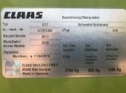 CLAAS SCHWADWER LINER 1600 Schwader