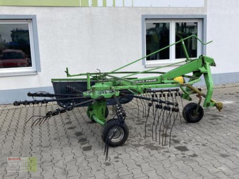 Schwader des Typs Deutz-Fahr KS 170, Gebrauchtmaschine in Aurach (Bild 1)