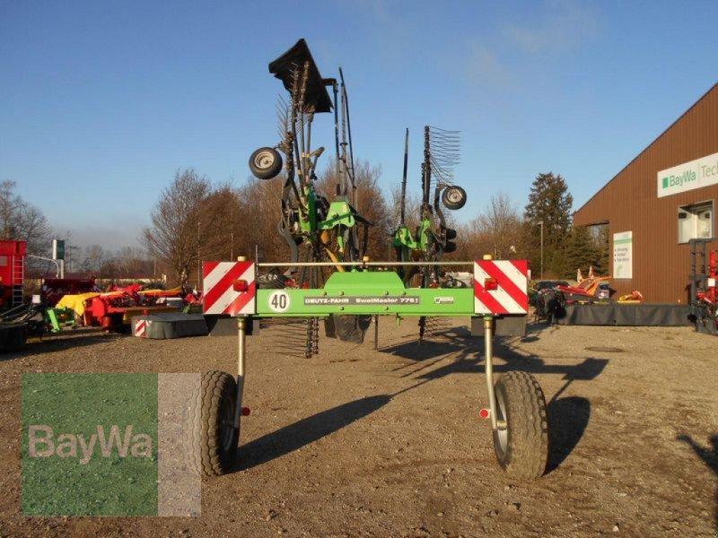 Schwader des Typs Deutz-Fahr SWATMASTER 7751, Gebrauchtmaschine in Mindelheim (Bild 7)