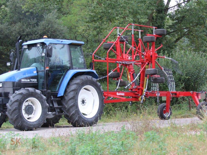 Schwader des Typs Enorossi Enoduo 780, Neumaschine in Gladbeck (Bild 12)