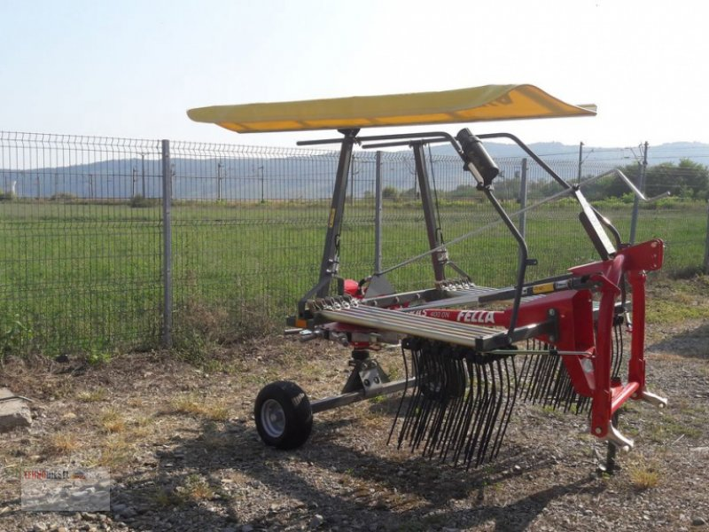 Schwader tip Fella Grebla Juras 400, Gebrauchtmaschine in Jud. Timiş (Poză 1)