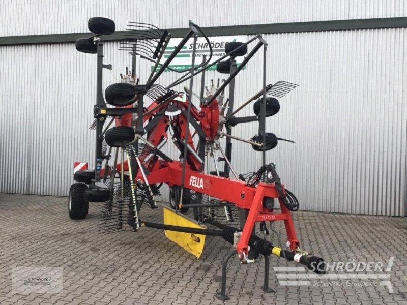 Schwader des Typs Fella JURAS 10065 PRO, Gebrauchtmaschine in Wildeshausen (Bild 1)