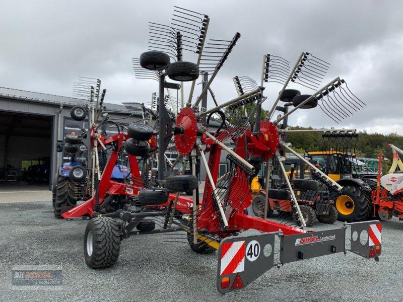 Schwader des Typs Fella Juras 12545 Pro, Gebrauchtmaschine in Lichtenfels (Bild 3)