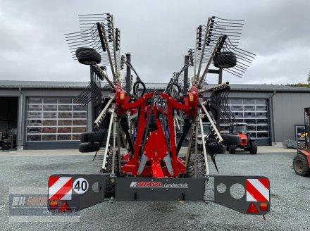 Schwader des Typs Fella Juras 12545 Pro, Gebrauchtmaschine in Lichtenfels (Bild 5)