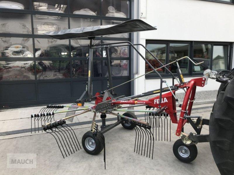 Schwader des Typs Fella Juras 351 DN, Neumaschine in Burgkirchen (Bild 1)