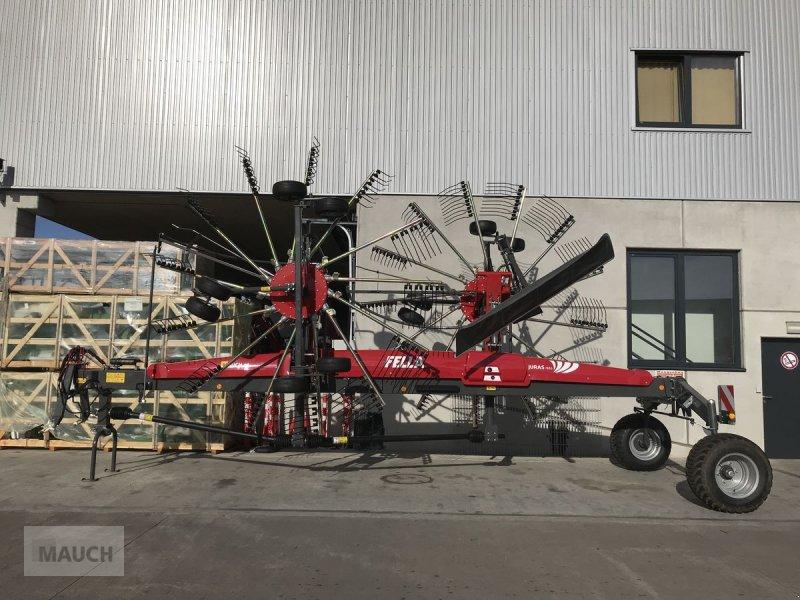 Schwader des Typs Fella Juras 7850, Neumaschine in Burgkirchen (Bild 1)