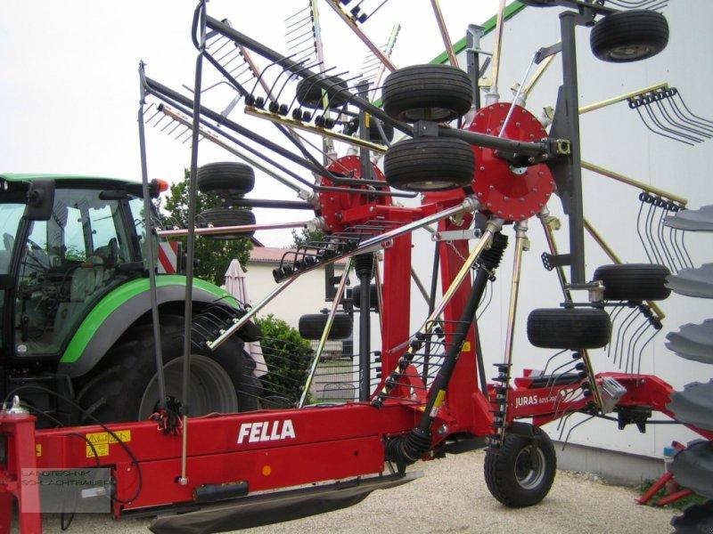 Schwader des Typs Fella Juras 8055 Pro, Neumaschine in Ingolstadt (Bild 1)