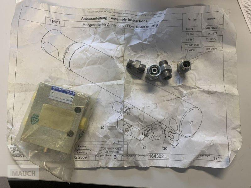 Schwader des Typs Fella Mengenteiler zu Fella od. Fendt Schwader, Gebrauchtmaschine in Eben (Bild 1)
