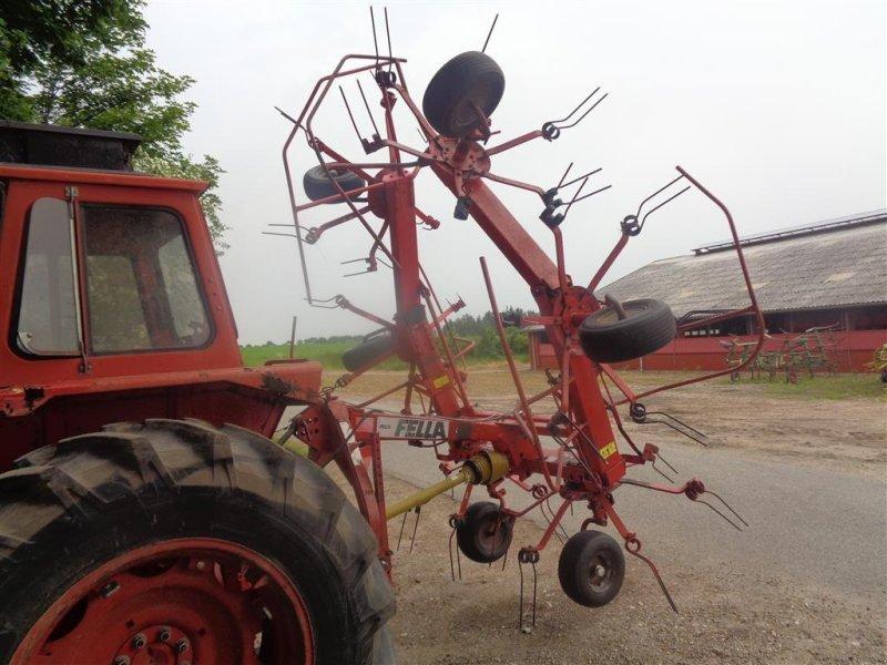Schwader типа Fella TH 660 DHY, Gebrauchtmaschine в Tinglev (Фотография 1)