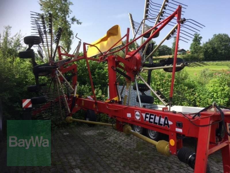 Schwader des Typs Fella TS 1452, Gebrauchtmaschine in Rinchnach (Bild 1)