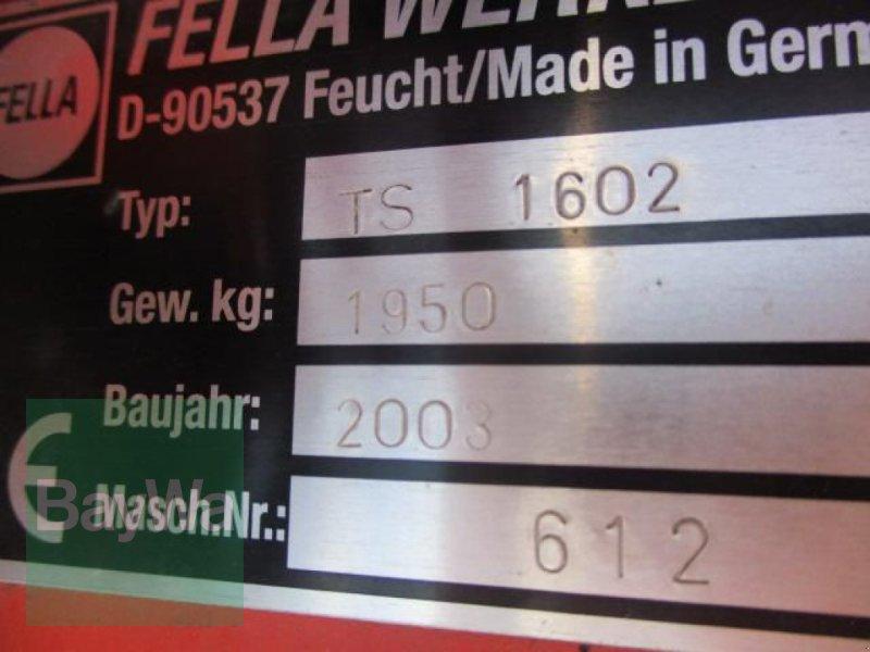 Schwader του τύπου Fella TS 1602 #325, Gebrauchtmaschine σε Schönau b.Tuntenhausen (Φωτογραφία 8)
