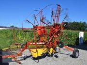 Fella TS 630 DHY Mittelschwader mit Weitwinkelzapfwelle Zhŕňač pokosenej trávy