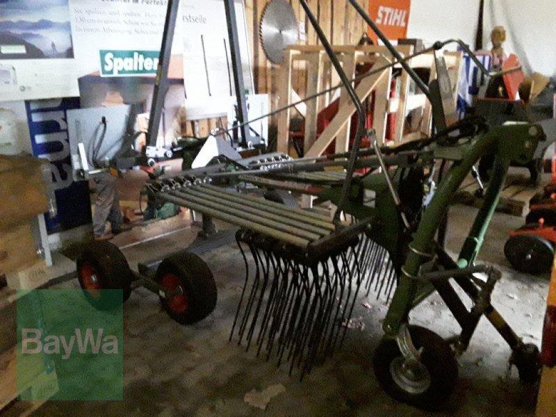 Schwader des Typs Fendt FORMER 391 DN, Gebrauchtmaschine in Eging am See (Bild 1)