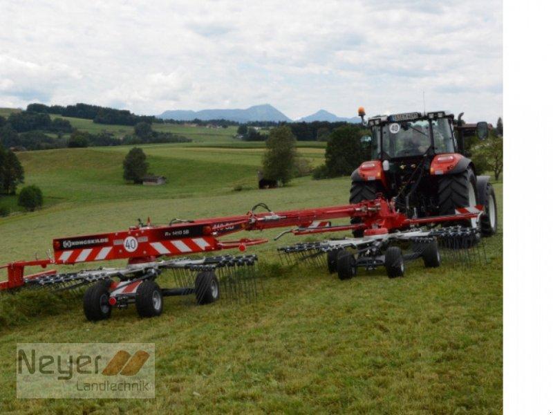 Schwader des Typs Kongskilde R+ 1410S, Neumaschine in Bad Waldsee Mennisweiler (Bild 1)