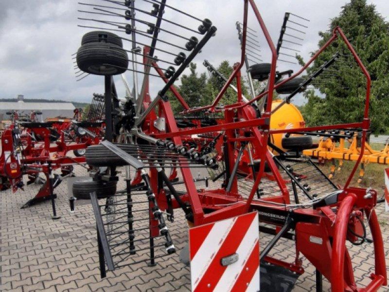 Schwader типа Kongskilde R 655 DS Dreipunkt Mittelschwader, Neumaschine в Treuchtlingen (Фотография 4)