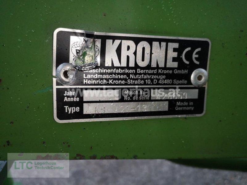 Schwader типа Krone KREISELSCHWADER KS 421-13, Gebrauchtmaschine в Schärding (Фотография 6)