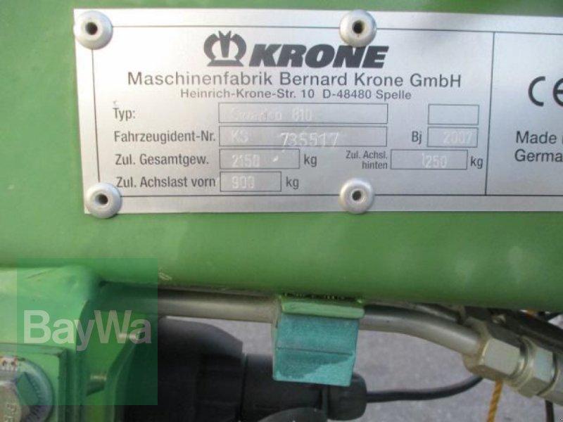 Schwader des Typs Krone KRONE SWADRO 810 #399, Gebrauchtmaschine in Schönau b.Tuntenhausen (Bild 6)