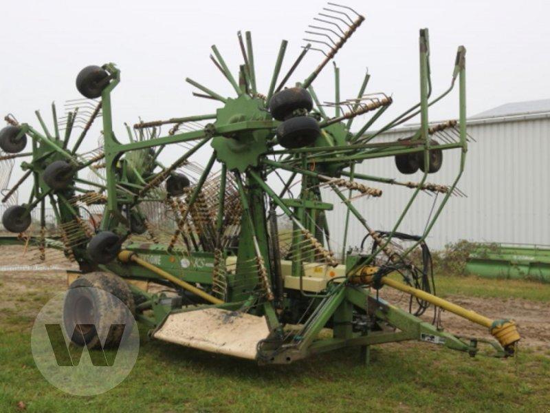 Schwader des Typs Krone KS 12.5/4x13M, Gebrauchtmaschine in Jördenstorf
