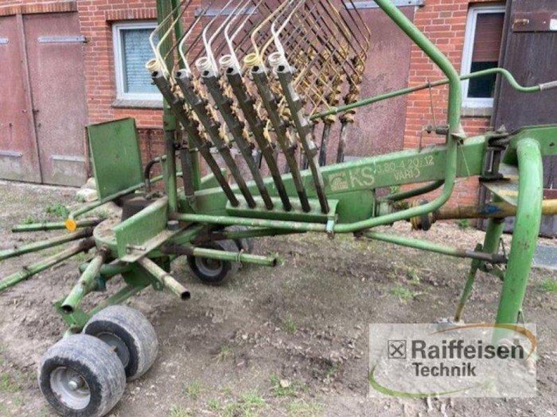 Schwader des Typs Krone KS 3,80-4,20, Gebrauchtmaschine in Lohe-Rickelshof (Bild 1)