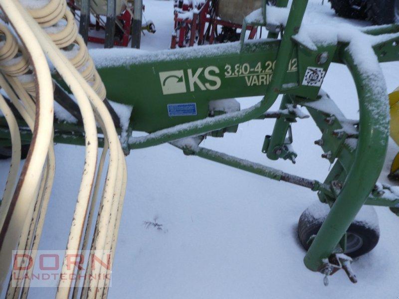 Schwader des Typs Krone KS 3.80-4.20/12 Vario, Gebrauchtmaschine in Bruckberg (Bild 1)