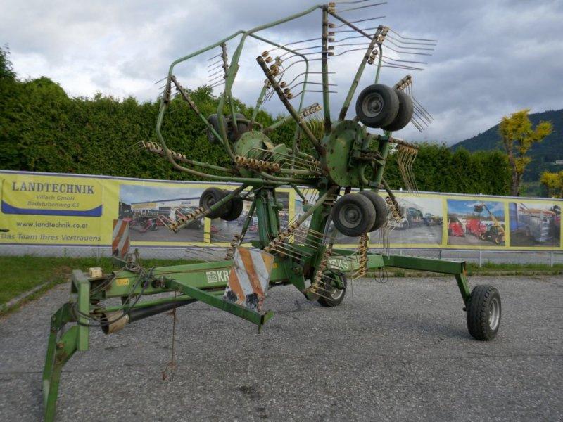 Schwader des Typs Krone KS 6.20 - 6.80/20, Gebrauchtmaschine in Villach (Bild 1)