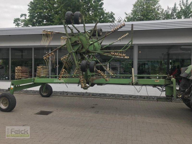 Schwader des Typs Krone KS DUO Uni, Gebrauchtmaschine in Reinheim (Bild 1)