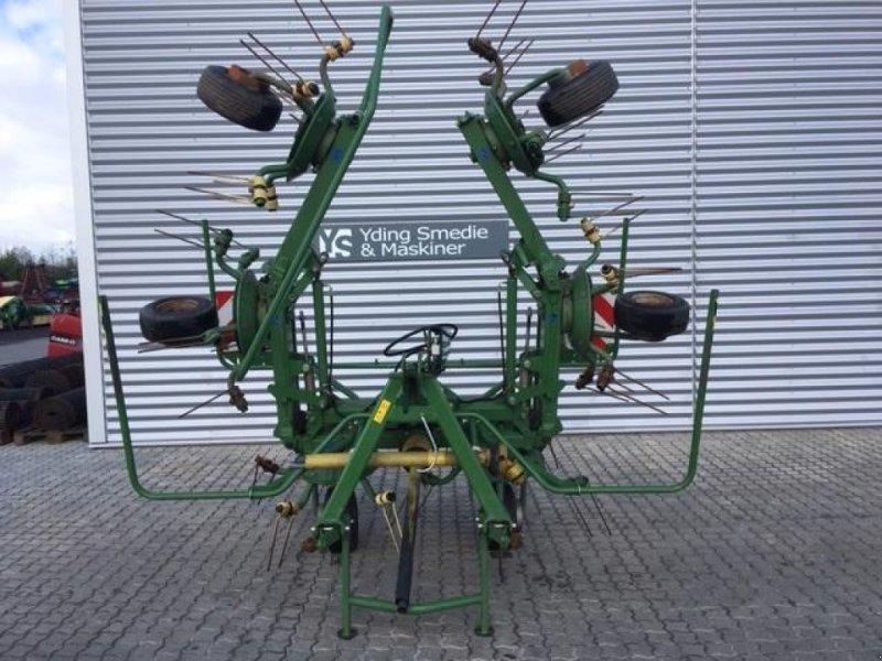 Schwader des Typs Krone KW 6.02/6, Gebrauchtmaschine in Horsens (Bild 1)