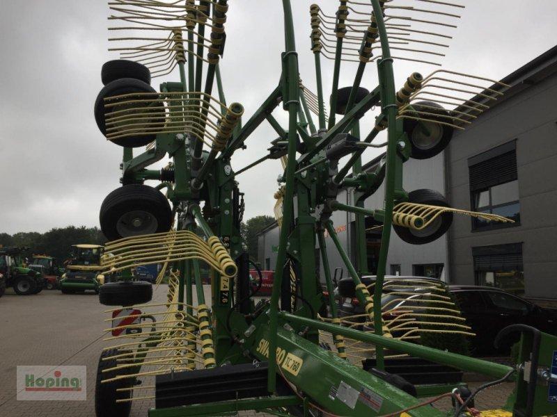 Schwader del tipo Krone Schwadro TC 760, Neumaschine en Bakum (Imagen 4)
