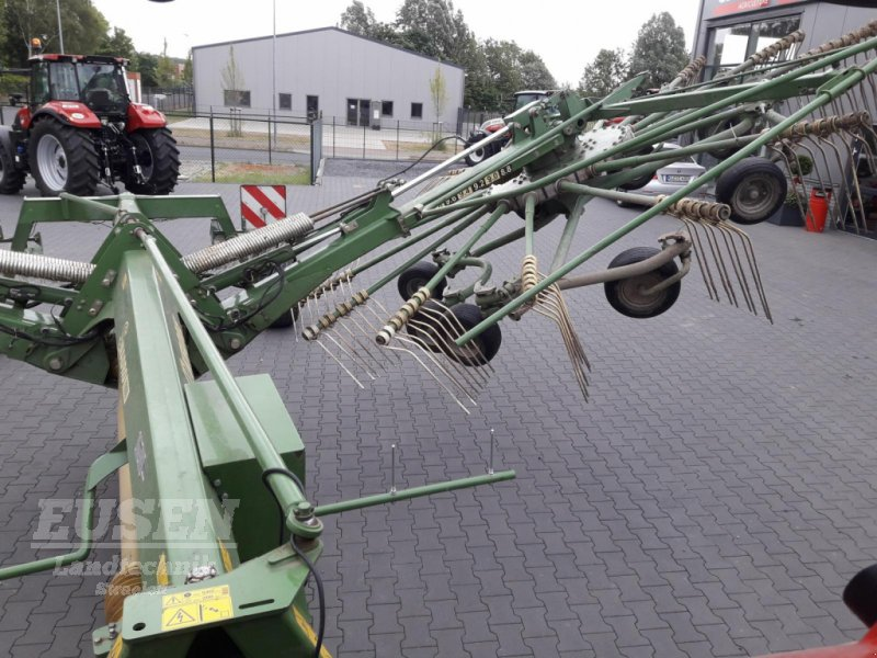Schwader типа Krone Swadro 1000, Gebrauchtmaschine в Straelen (Фотография 6)
