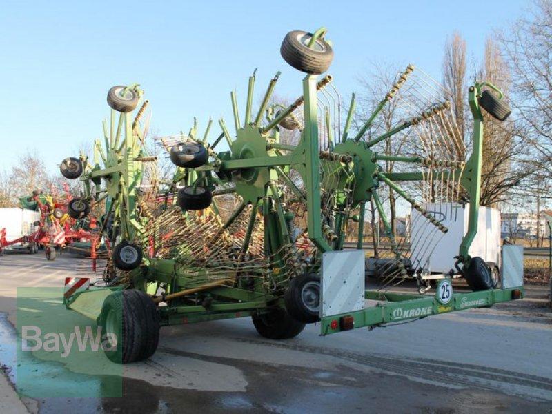 Schwader des Typs Krone SWADRO 1250, Gebrauchtmaschine in Straubing (Bild 4)