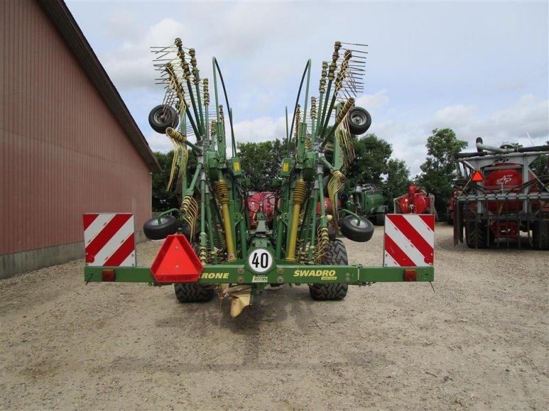 Schwader a típus Krone Swadro 1400 plus, Gebrauchtmaschine ekkor: Nykøbing Mors (Kép 8)